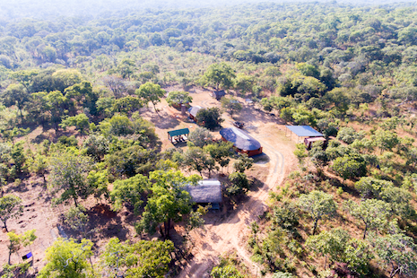 New camp opens in Nkhotakota in Malawi