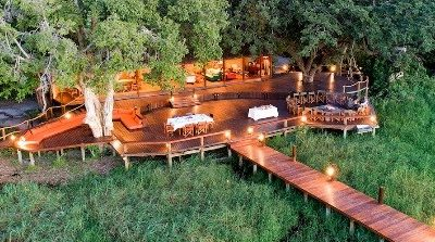 Botswana lodge reopens following renovations